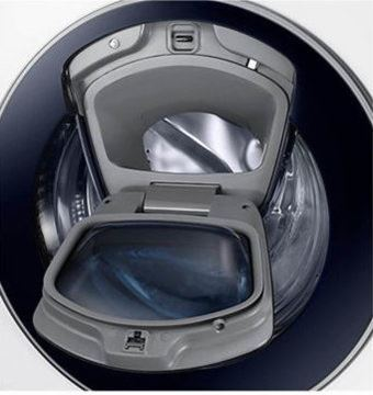 Resim Samsung WW90K5410UW Çamaşır Makinesi