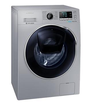 Resim Samsung WD90K6410OS A 9 kg Yıkama / 6 kg Kurutma 1400 Devir Çamaşır Makinesi