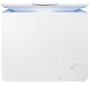 Resim Electrolux EC3230AOW2 A+ 300 Lt Low Frost Derın Dondurucu