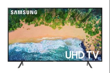 """Resim Samsung 49NU7100 49"""" 122 Ekran 4K Uydu Alıcılı Smart LED TV"""