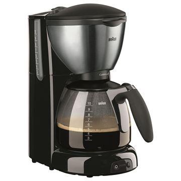 Resim Braun KF570 Cafe House Filtre Kahve Makinası (KOLİ HASARLI TEŞHİR ÜRÜNÜ)