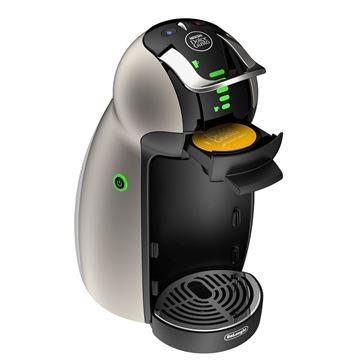 Resim Nescafé ®DOLCE GUSTO® Delonghi EDG 466.S Genio2 Kapsüllü Kahve Makinesi (KOLİ HASARLI TEŞHİR ÜRÜNÜ)