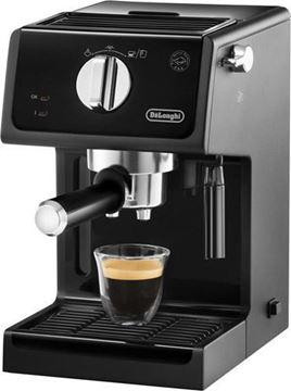 Resim Delonghi ECP 31.21 Espresso ve Cappucino Makinesi (KOLİ  HASARLI TEŞHİR ÜRÜNÜ)